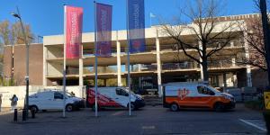 Vandaag heeft wethouder Cees Lok de aannemers bekendgemaakt die het HUIS van Roosendaal gaan bouwen.