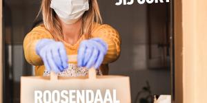 Gemeente Roosendaal werkt samen met afhaalrestaurants aan zwerfafvalvrij Roosendaal