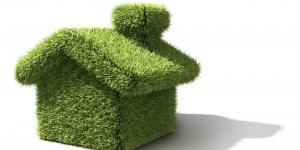 huis van gras