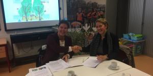 Eind dit jaar plant de gemeente Roosendaal twee Tiny Forest aan in samenwerking met IVN Natuureducatie, scholen en buurtbewoners.