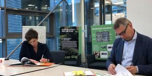 Gemeente Roosendaal en Alwel sluiten overeenkomst voor de Josephwijk