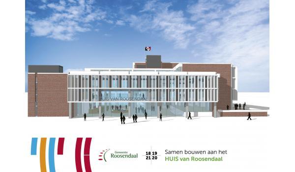 Impressie nieuwe HUIS van Roosendaal 1
