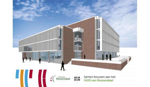 Impressie nieuwe HUIS van Roosendaal 2