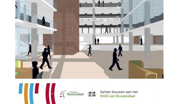 Impressie nieuwe HUIS van Roosendaal 3