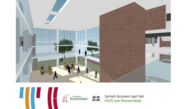 Impressie nieuwe HUIS van Roosendaal 4