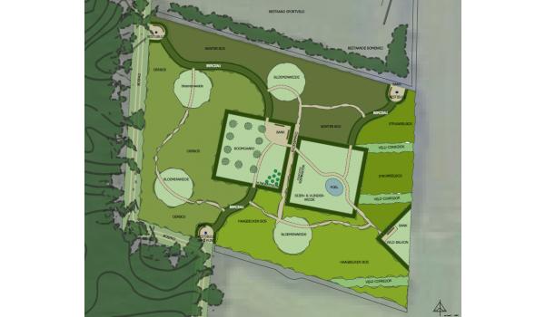 Het Derde Wereldbos in de Wouwse Plantage krijgt een metamorfose