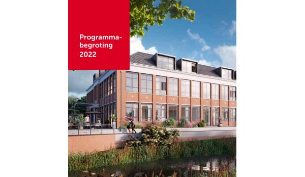 Programmabegroting 2022