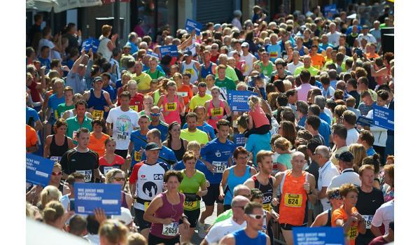 Maatregelen verkeer Halve Marathon op 24 juni