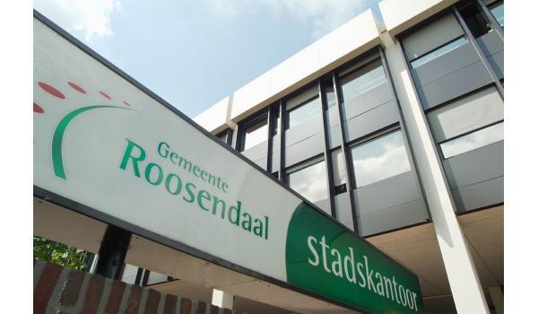 De gemeente Roosendaal heeft een goed financieel jaar achter de rug