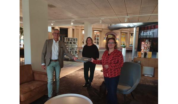 René van Ginderen, Kiekie Peijs en Ingeborg van Boven